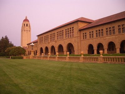 Graduated from Stanford with a Bachelor of Arts Degree